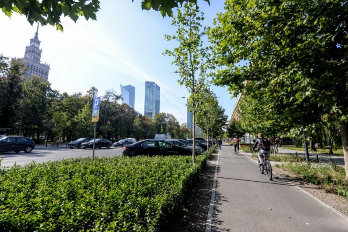 Trzaskowski: chcę, żeby Warszawa była najbardziej zieloną stolicą Europy