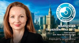 Wykład Marty Sękulskiej-Wrońskiej z WXCA. Spotkajmy się 10 października w Warszawie!