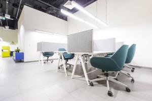 Pierwszy bezpłatny coworking w łódzkim centrum handlowym już otwarty