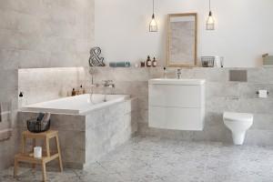 Sztuka patchworku w... łazience