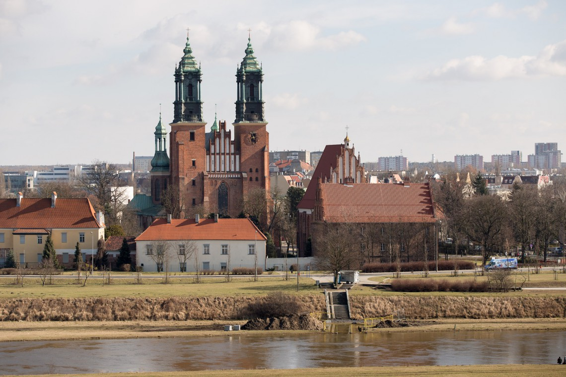 Poznań odnawia parki. Efekt jest imponujący!