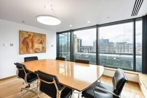 Tak odmieniono siedzibę Rabobanku w Londynie