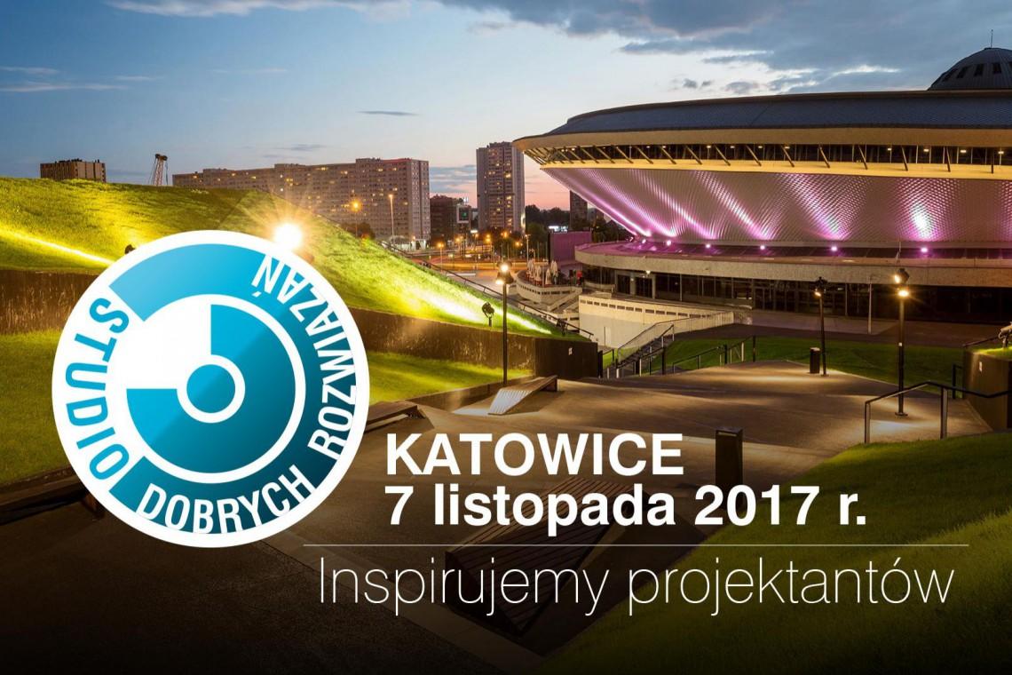 Studio Dobrych Rozwiązań w Katowicach. Wiemy, kto będzie gościem specjalnym