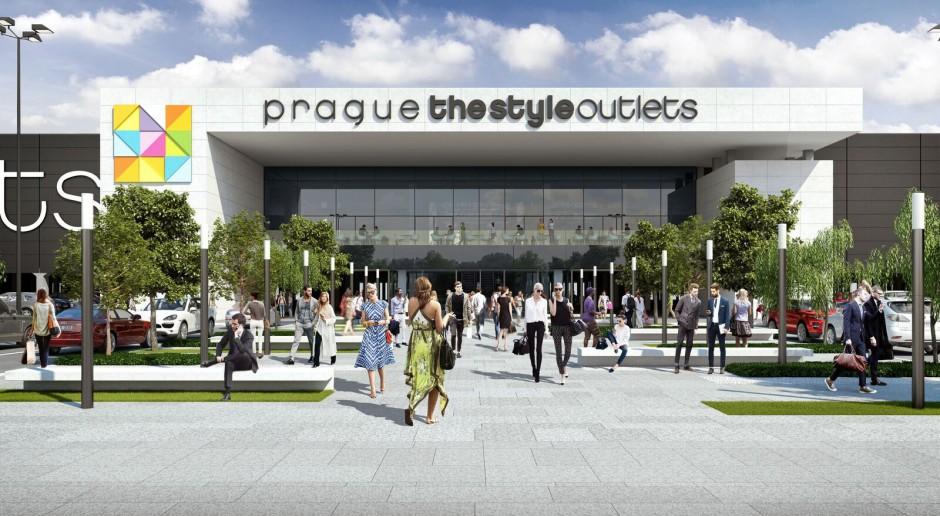 To będzie największe centrum outlet w Czechach. Czym zaskoczy?