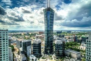 Czesi wybrali najciekawszy pod względem architektury biurowiec w Polsce