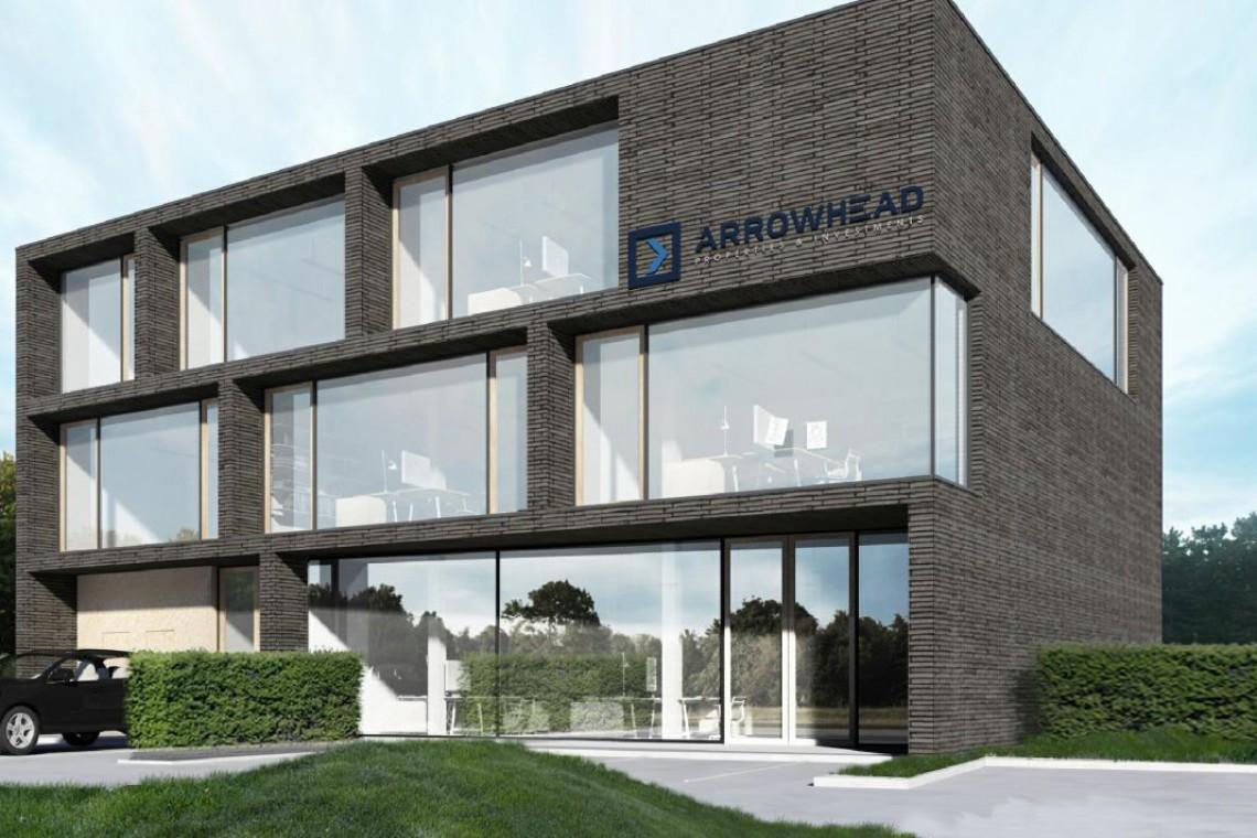 Rubik Architekci projektują dla Arrowhead. Nowa inwestycja powstanie w Warszawie