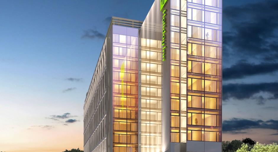 Tak będzie wyglądał nowy hotel w Warszawie. Oto Holiday Inn Warsaw Mokotów