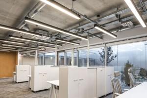 Zatrzeć granicę pomiędzy strefa biurową a przemysłową