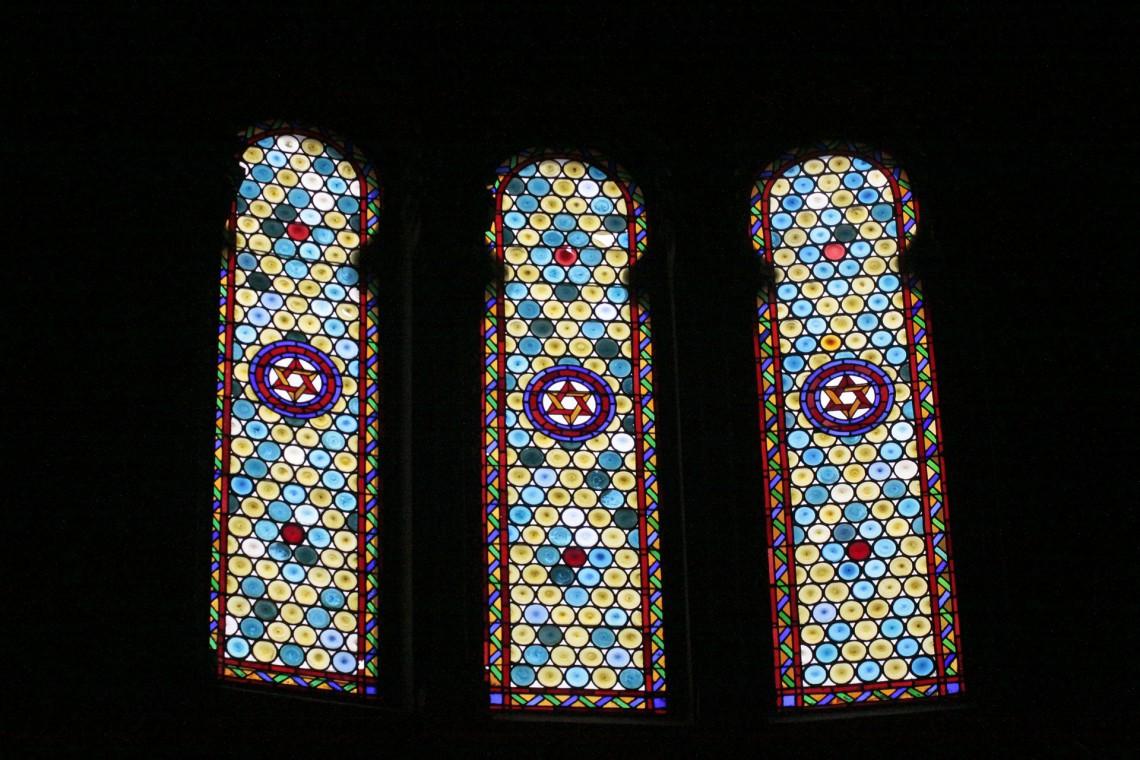 Krośnieńskie witraże ozdobią synagogę