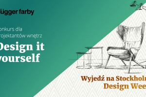 Design it yourself! Konkurs dla projektantów i architektów wnętrz