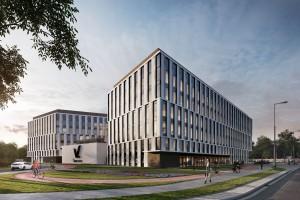Powstaje jeden z najbardziej ekologicznych biurowców w Polsce