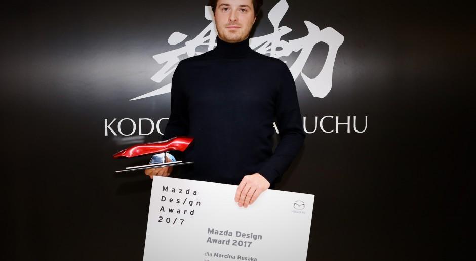 Mazda doceniła potencjał młodych designerów