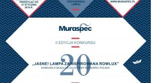 Muraspec ogłasza konkurs na designerski projekt