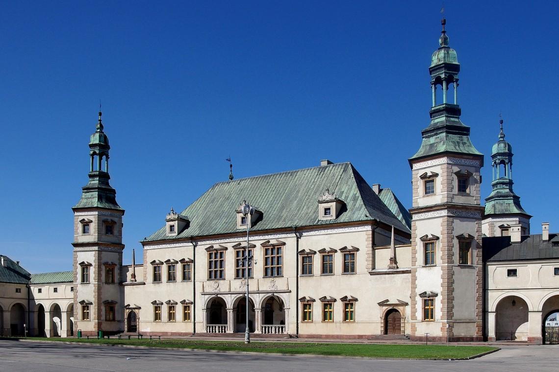 Pałac Biskupów Krakowskich ogłoszony Pomnikiem Historii