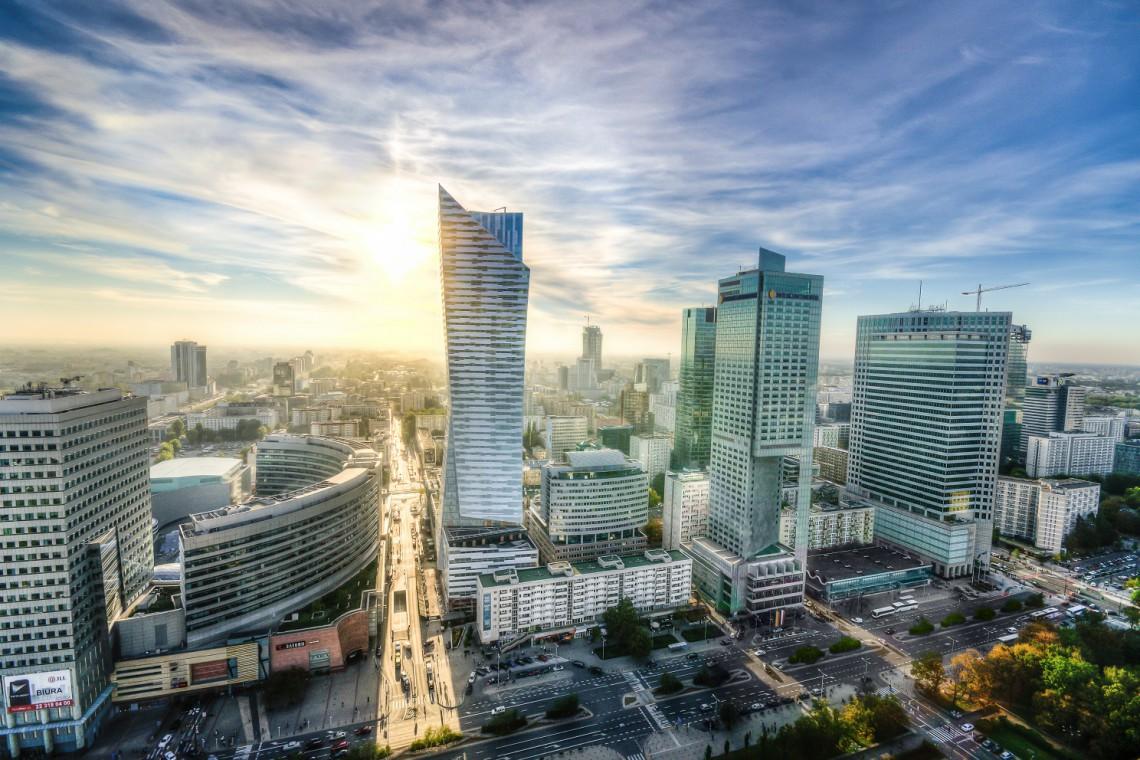 Wielkie zmiany w centrum Warszawy