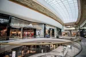 Wroclavia otwarta. Nowe centrum handlowe Wrocławia spod kreski IMB Asymetria