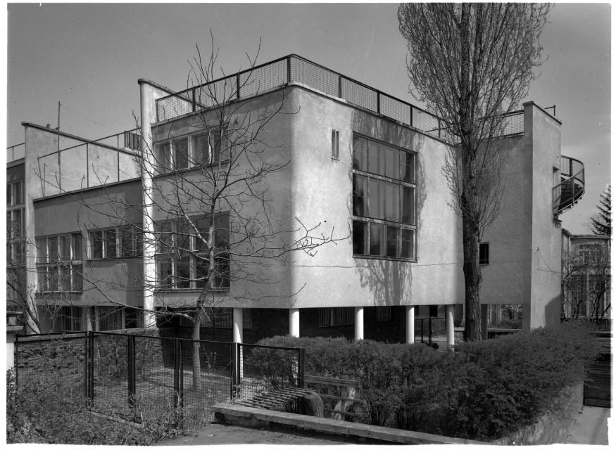 Bohdan Lachert - jeden z najwybitniejszych polskich architektów awangardowych
