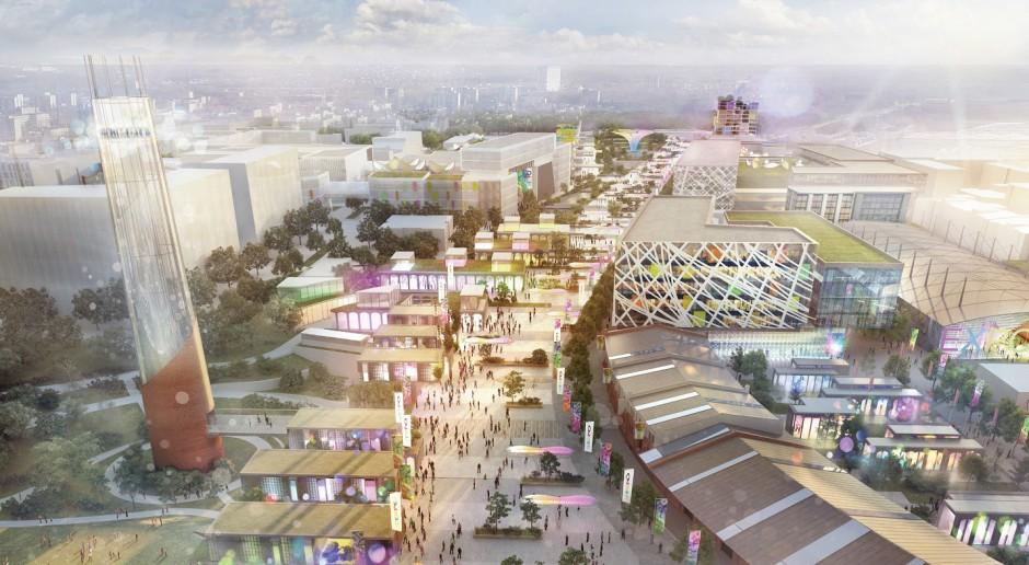 Wyjątkowy koncept architektoniczny szansą dla EXPO 2022 w Łodzi