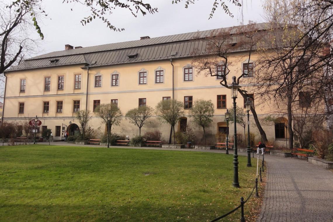 Najstarsze muzeum w Polsce z odniowioną Salą Egipską