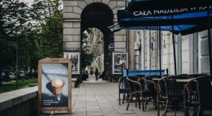 Green Caffè Nero aktywuje Muranów