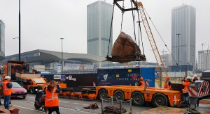 Niezwykłe odkrycie na placu budowy Varso