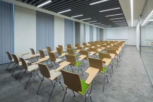 Zielone pergole, siłownia, grota solna... Tak się zmienia krakowski kompleks biurowy