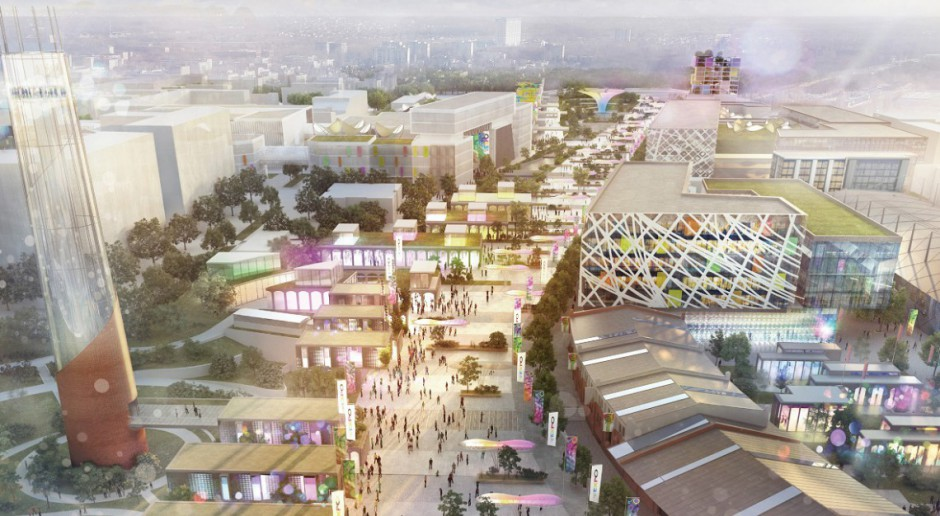 City Re:Invented. W Wiedniu trwa wystawa promująca Łódź - organizatora EXPO 2022