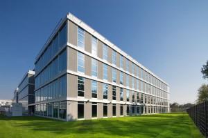 Enterprise Park w Krakowie z kolejnym budynkiem. To projekt DDJM