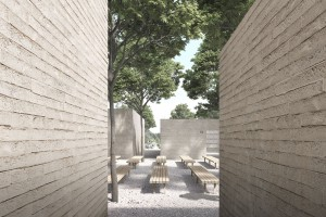 BDR Architekci projektują kolumbarium na radomskim cmentarzu