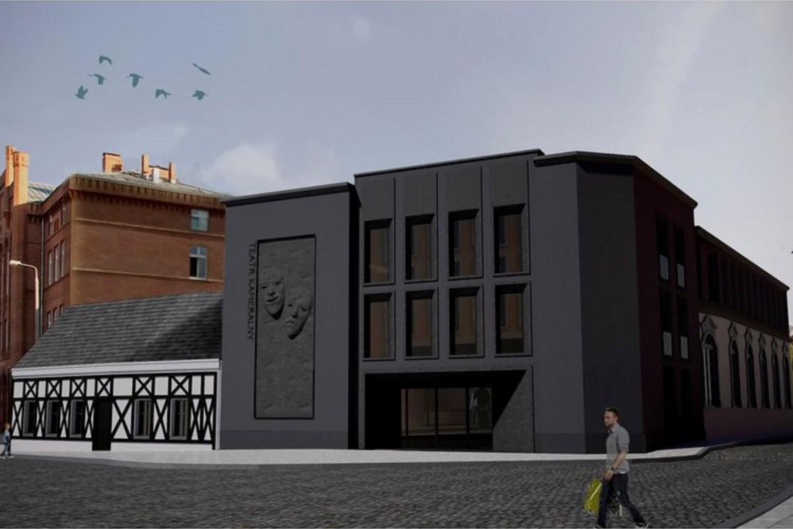 Bydgoszcz zrewitalizuje Teatr Kameralny