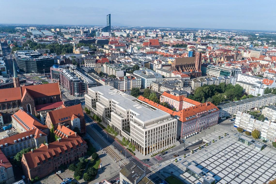 Szwedzki design stawia na wrocławski Nowy Targ