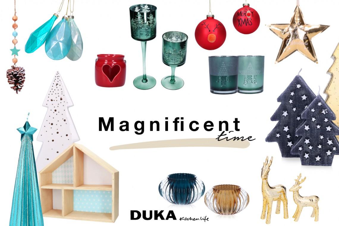 Duka pokazała kolekcję świąteczną