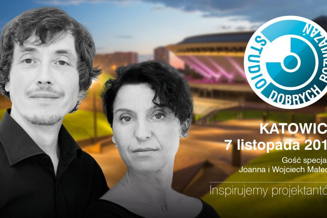 Inspirujemy projektantów - zapraszamy na Studio Dobrych Rozwiązań w Katowicach!