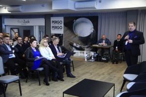 Architekci i producenci o tym, jak tworzyć miejsca pracy - tak było na Propertydesign.pl Workplace Talks w Gdańsku