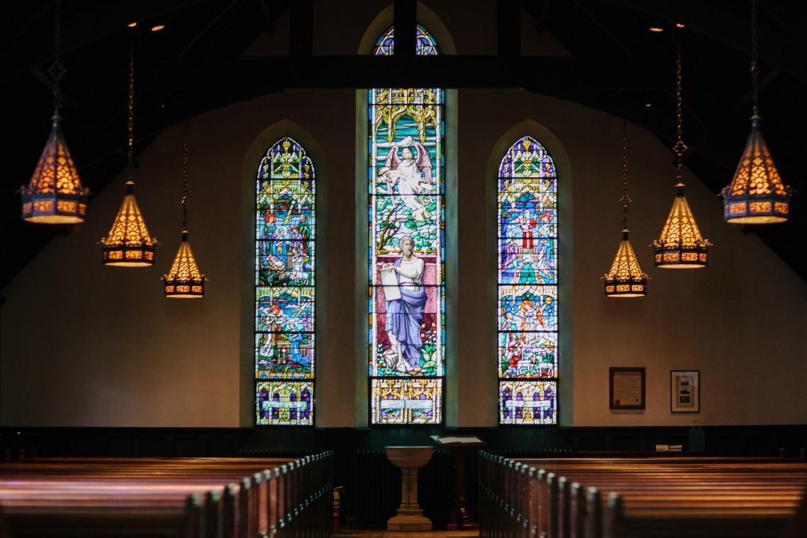 Bazylika Matki Bożej Większej z nową iluminacją