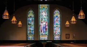 Konserwatorzy restaurują kościół w Istebnej, by ratować polichromię