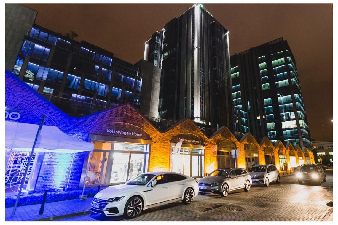 Volkswagen Home – nowatorski concept store ruszył w stolicy