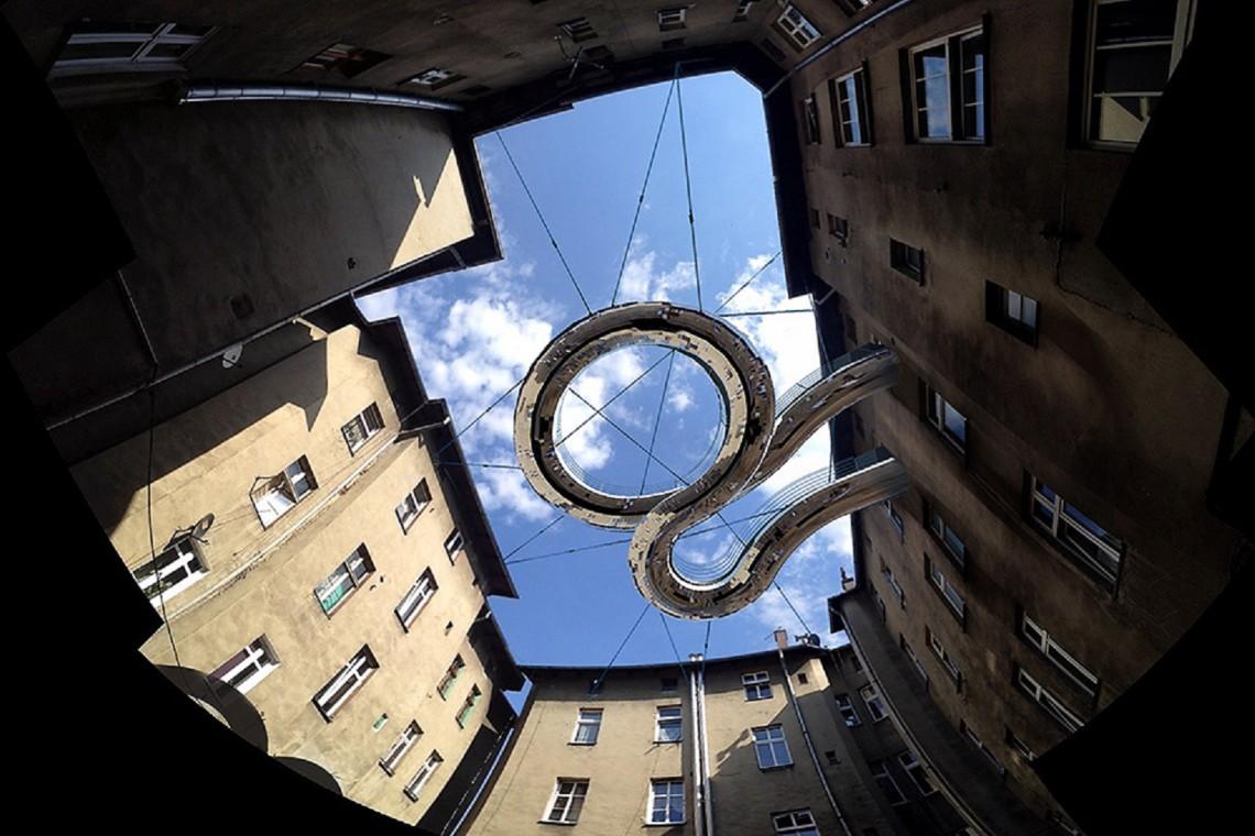 Nietypowy projekt pracowni Zalewski Architecture Group w finale prestiżowego konkursu