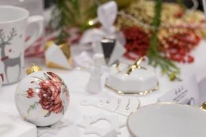 Aranżacje świąteczne od Polskich Fabryk Porcelany Ćmielów i Chodzież