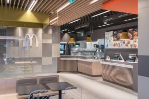 McDonald's z pierwszą taką restauracją w Polsce. Sieć stawia na nowy koncept