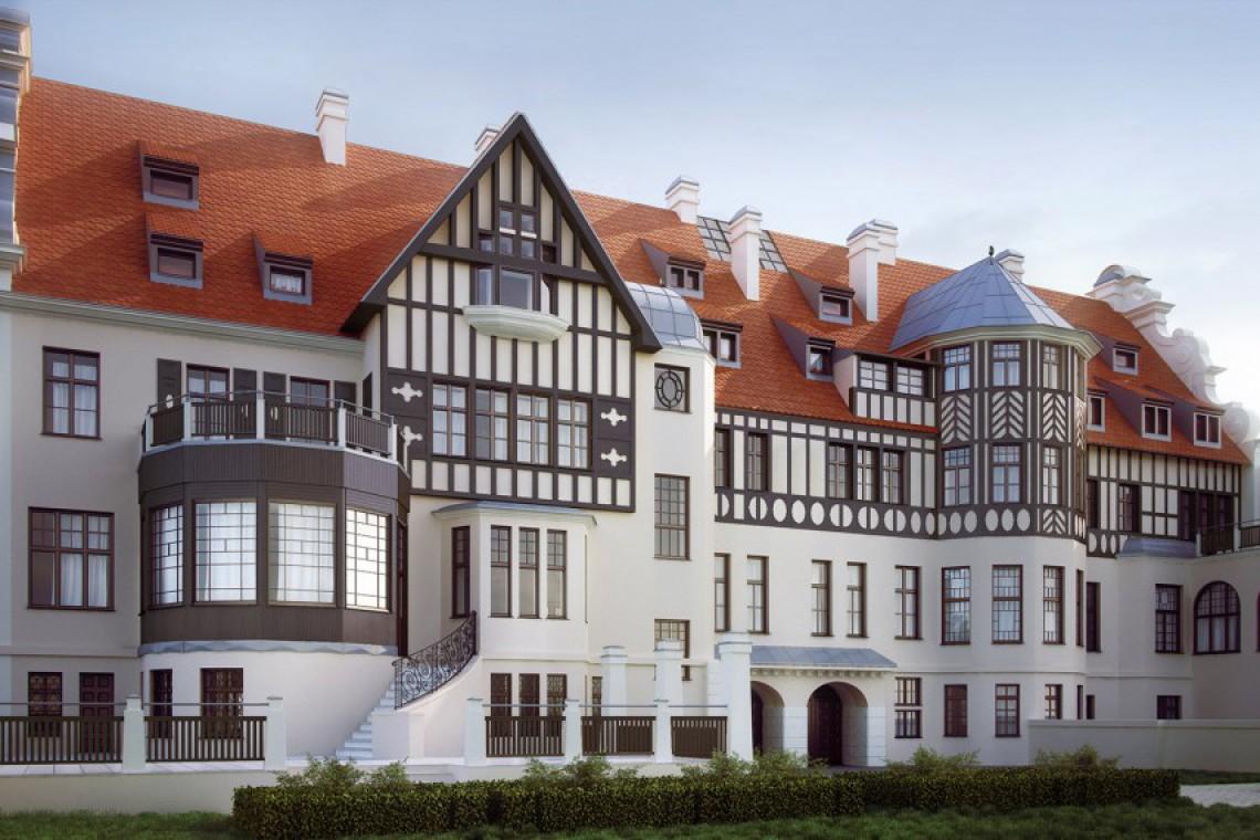 Umowa na remont zabytkowego pałacu Steinertów podpisana