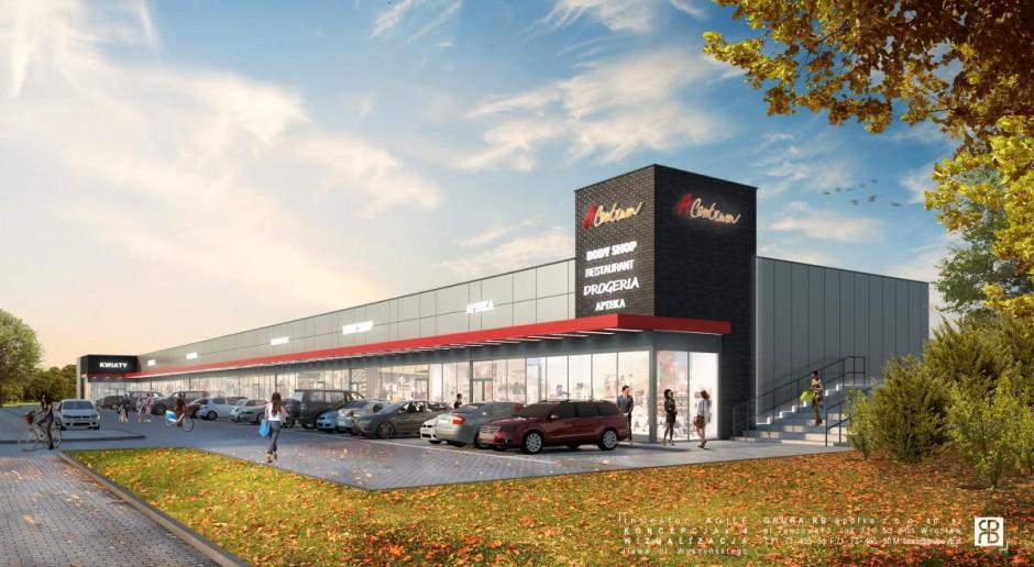 JB Development tworzy od podstaw A Centrum w Iławie
