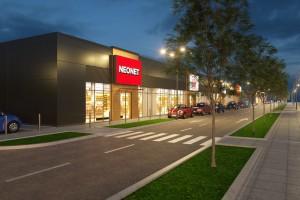 Metro Park - nowy obiekt handlowy w Białej Podlaskiej