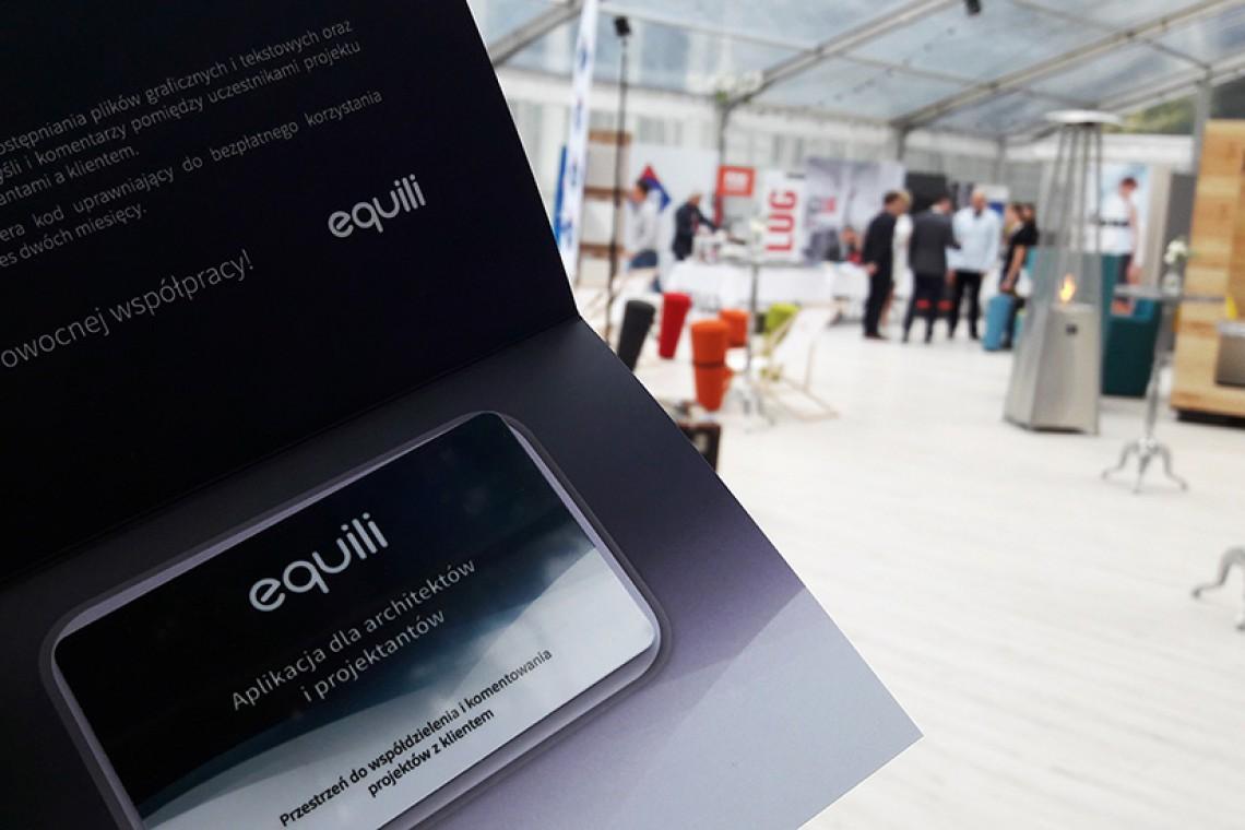Aplikacja Equili z pomocą dla architektów