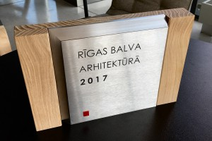 Łotewskie dziecko AccorHotels z prestiżową nagrodą