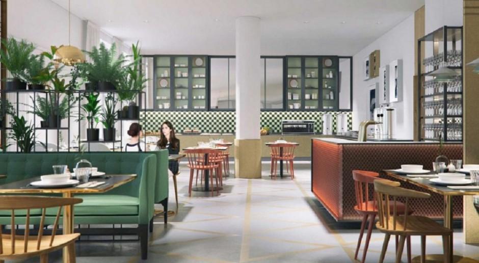Poznański hotel Altus tuż przed otwarciem. To projekt APA Wojciechowski i Loft Magdalena Adamus