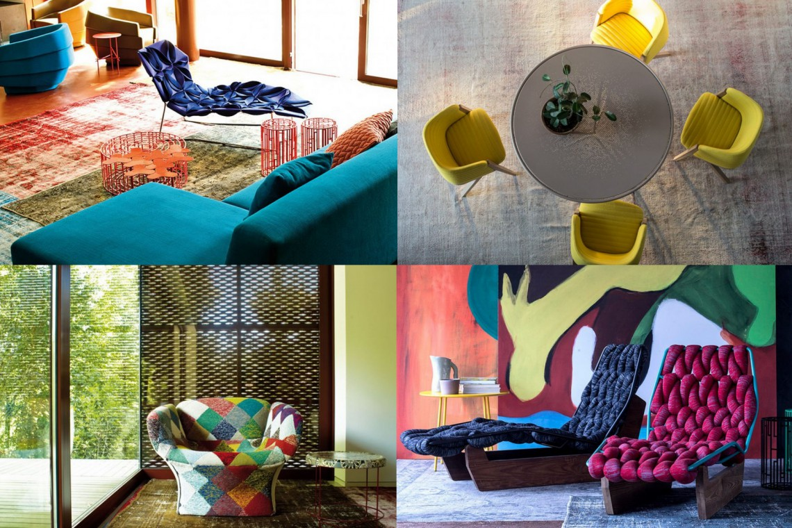 Zaglądamy do portfolio słynnej designerki Patricii Urquioli
