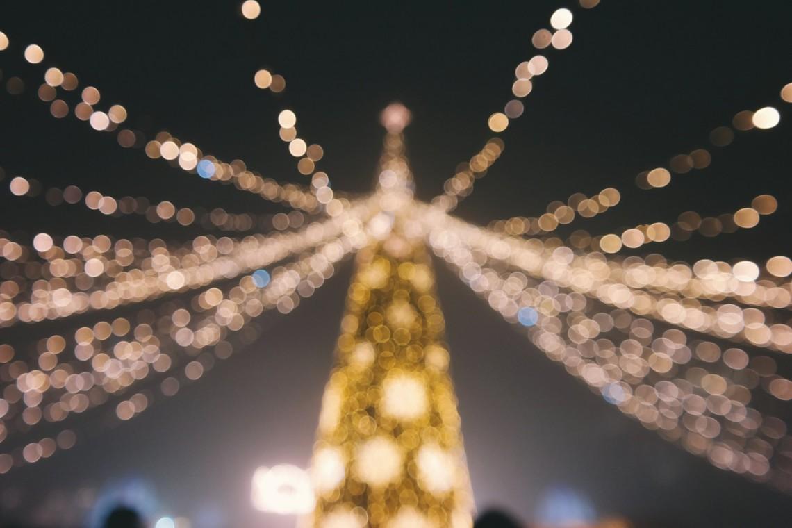 Gdańsk szykuje się do świąt. W planach iluminacje i... 35-metrowa zjeżdżalnia