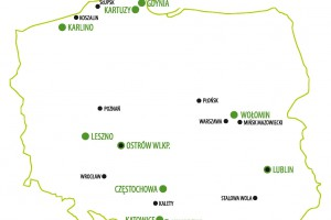 Eco-Miasto: Oto najbardziej ekologiczne miasta w Polsce
