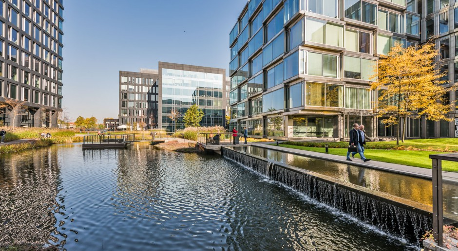 Platinium Business Park 3 ze złotym certyfikatem LEED